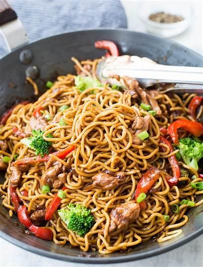 Ramen Noodle Chicken Recipes Noodles Recipe Easy