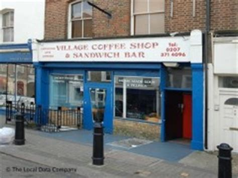 Village coffee is founded on a passion for coffee. The Village Coffee Shop & Sandwich Bar, 61 Blythe Road, London - Cafes, Snack Shops & Tea Rooms ...