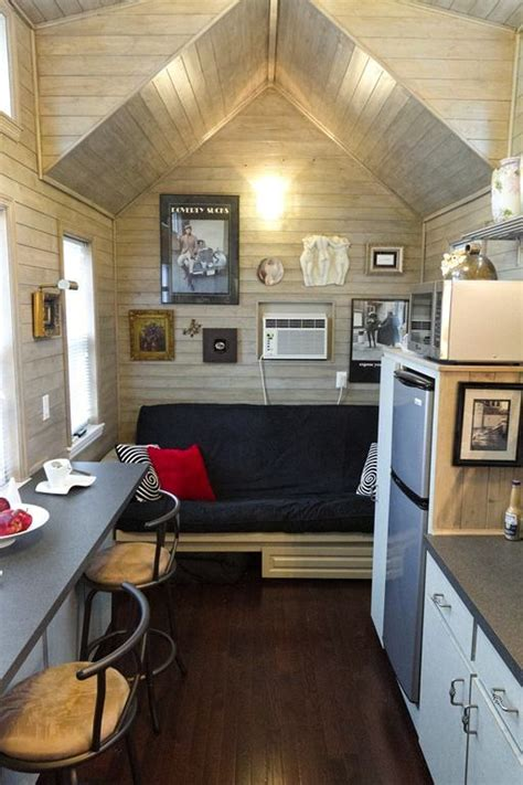 single story tiny homes  interview   louche