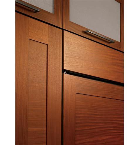monogram zicsnhrh  cu ft professional built  bottom freezer refrigerator stainless