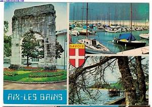 Le Bon Coin Aix Les Bains : aix les bains l 39 arc de campanus le port et ses voiliers un coin du lac carte postale savoie ~ Gottalentnigeria.com Avis de Voitures