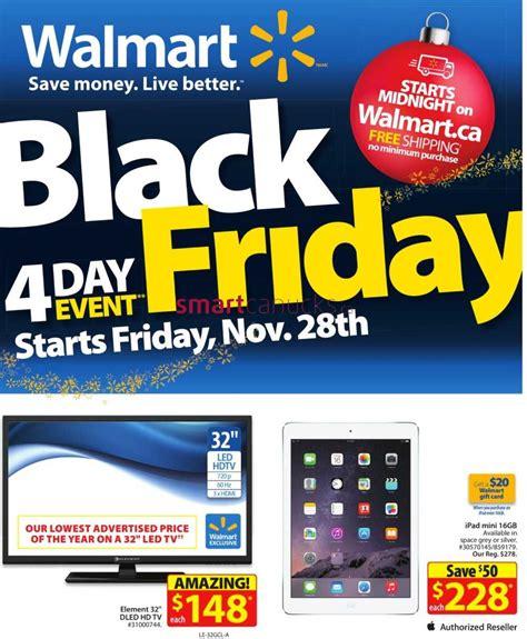 Walmart Canada Black Friday Flyer 2014 Sales & Deals (Nov ...