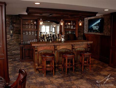 Basement Bar Designs by Rustic Saloon Bar Bar Designs On Bar