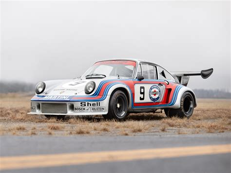 vintage porsche racing 1974 porsche 911 carrera rsr turbo race racing supercar