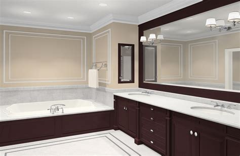 Big Bathroom Mirror by Bathroom Mirror Ideas Diy For A Small Bathroom Spenc