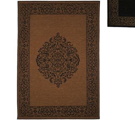 5x7 outdoor rug veranda living naturals indoor outdoor 5x7 medallion