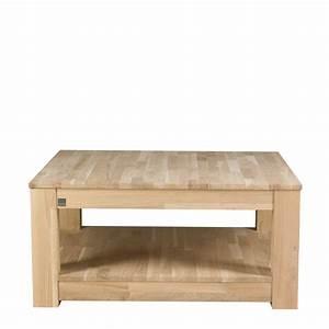 Table Basse Carrée En Bois : 49 tables basses designs ~ Teatrodelosmanantiales.com Idées de Décoration