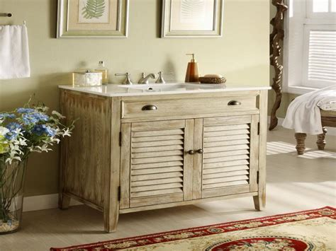 Cottage Style Bathroom Vanities Cabinets by Miscellaneous Cottage Style Bathroom Vanity Interior