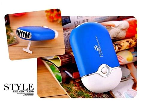 fans that feel like air conditioners handy portable air conditioner little leg the handy