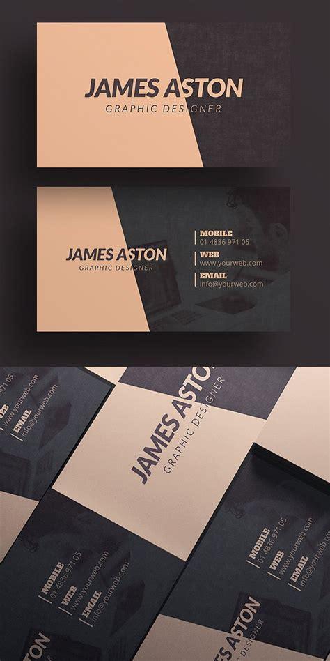 mini resume business cards luxury standard business card