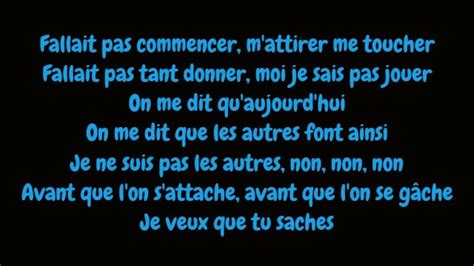 celine dion pour  tu maimes encore lyrics paroles hd