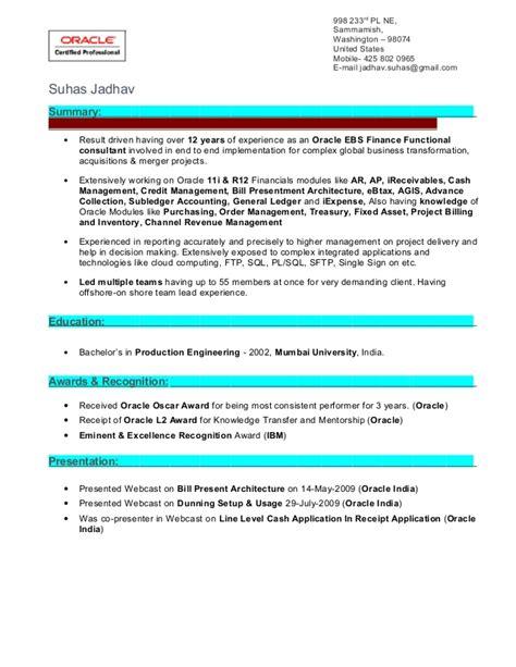1suhas jadhav resume