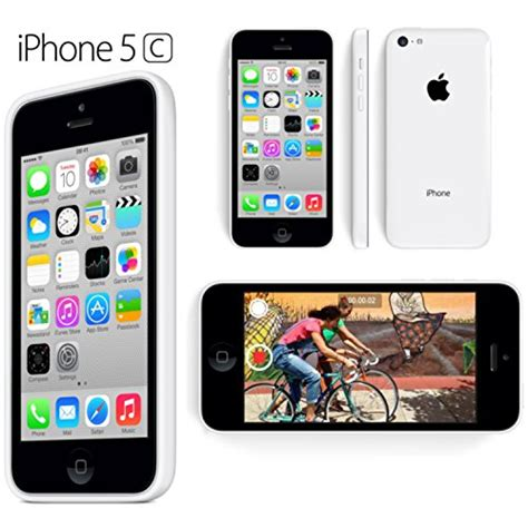 certified used iphone apple iphone 5c white 8gb unlocked gsm smartphone certi