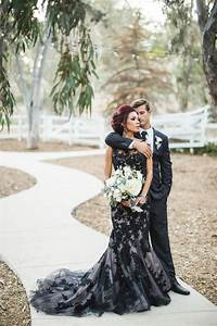 36 gorgeous moody fall wedding ideas weddingomania With skull wedding dress for sale