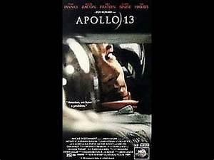 Opening To Apollo 13 1995 VHS - YouTube
