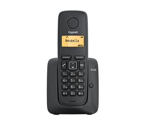cordless phone gigaset gigaset a120 cordless phone at housecharm price list