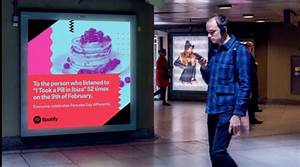 "Spotify's ""Thanks 2016, it's Been Weird"" ad campaign is ..."