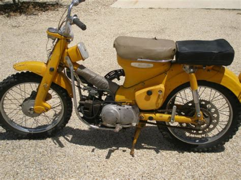 1964 Honda Ct200 (90cc) Trail 90 Motorcycle All Original