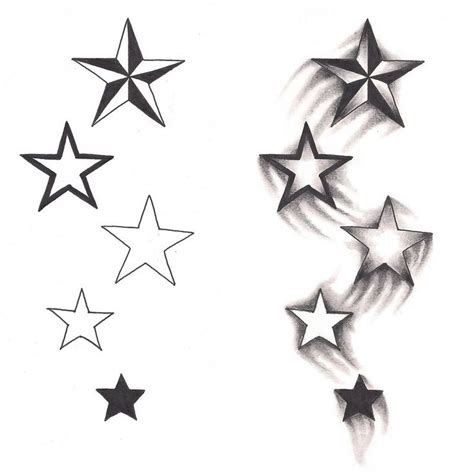beautiful star tattoos  meaningful ideas