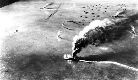 WWII Battle of Midway