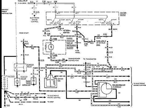 Ford Bronco Engine Diagram Auto Wiring