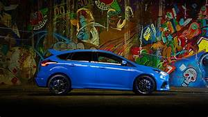 Ford Focus Rs Bleu : wallpaper ford focus rs hatchback blue cars bikes 10417 ~ Medecine-chirurgie-esthetiques.com Avis de Voitures