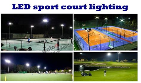 outdoor led sport court lighting 150w 200w led outdoor