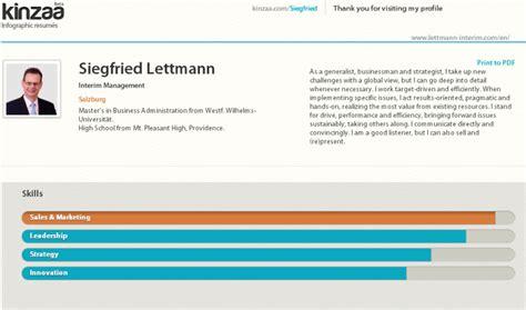top 6 free best infographic resume creator