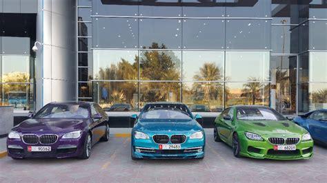 bmw dealership world 39 s largest bmw dealership abu dhabi motors youtube