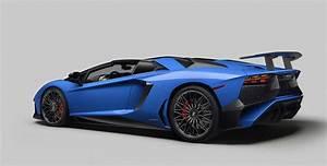 Lamborghini Aventador Sv Roadster : 2016 lamborghini aventador sv roadster dubicars news ~ Medecine-chirurgie-esthetiques.com Avis de Voitures