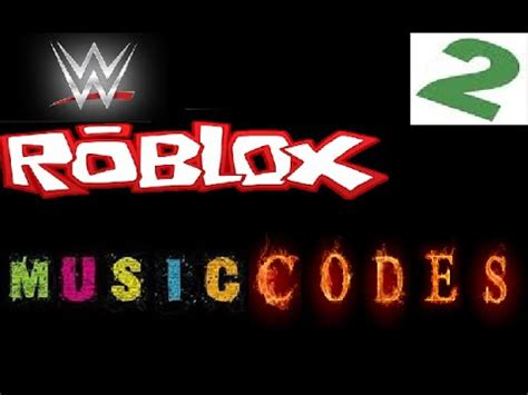 roblox wwe  codes part  youtube