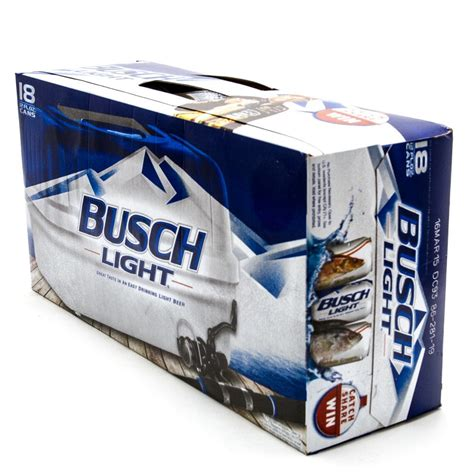 12 pack busch light busch light beer 12oz can 18 pack beer wine and