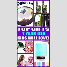 Best Gifts For 7 Year Old