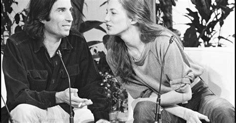 jacques doillon and jane birkin jane birkin et jacques doillon 224 paris en 1981 purepeople