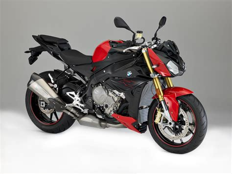 2017 Bmw S 1000 R First Look
