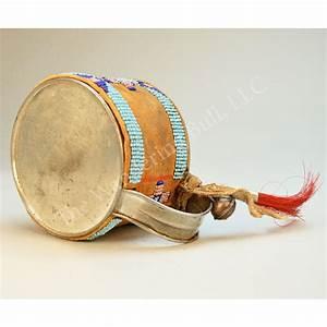 Beaded Tin Cup - Wandering Bull Native American Shop