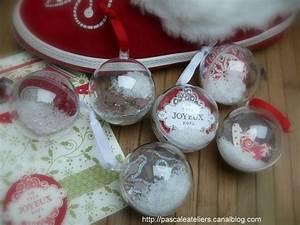 Boule Noel Transparente : comment d corer des boules transparentes pour noel ~ Melissatoandfro.com Idées de Décoration