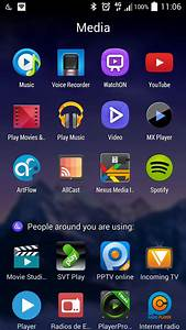 APUS Launcher trades features for size
