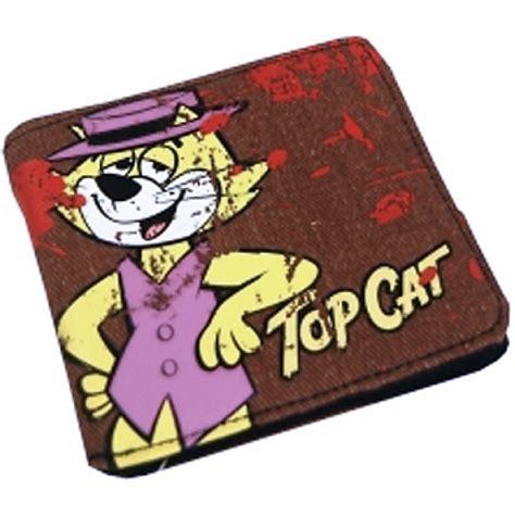 Pop Art Products Top Cat Top Man Character Wallet