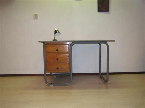 bureau vintage 馥s 50 industrieel vintage bauhaus bureau werkplaats 69