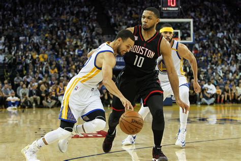 Warriors Beat Rockets For Second Time This Week
