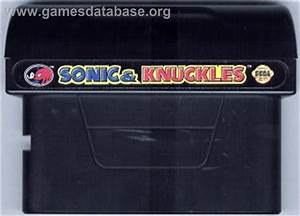 Sonic and Knuckles - Sega Nomad - Games Database