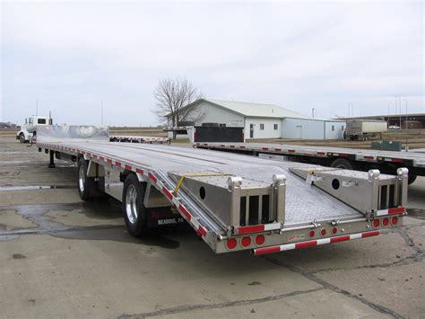 53 Step Deck With Rs aluminum step deck rs 28 images step deck trailer rs