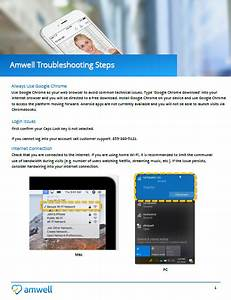 Amwell For Providers