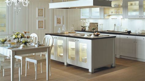 cuisine avec ilot centrale concevoir une cuisine avec îlot central