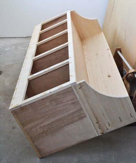 ana white build  large custom mudroom organizer  cubbies  hooks   easy diy