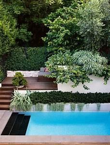 les 187 meilleures images du tableau piscine sur pinterest With jardin et piscine design 1 dallage et margelle ambiance contemporaine espaces
