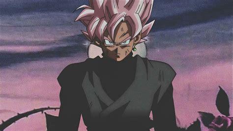 Goku Black Ssjr Anime Character Design Dragon Ball Art