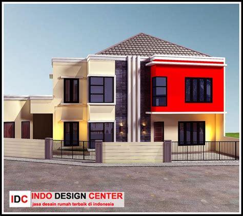 gambar desain rumah kos sederhana  lantai cahaya rumahku