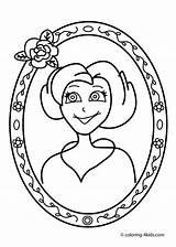 Mirror Coloring Mothers Mother Printable Poems 4kids источник Poem Mom Designlooter sketch template